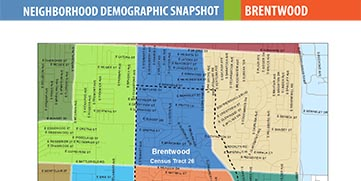 Comparing Brentwood Neighborhood